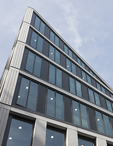 Wicona provides innovative structural glazing solutions to One Bedford Avenue