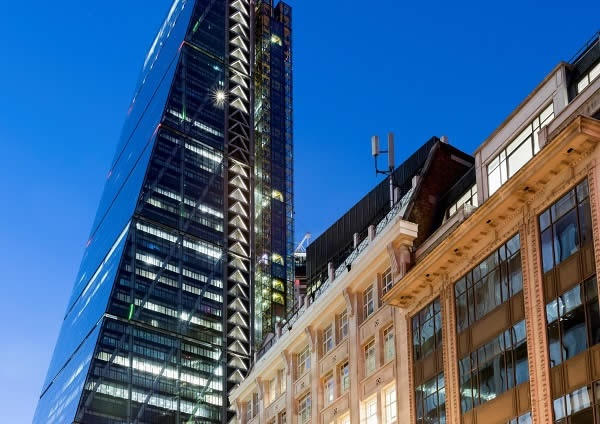 122 Leadenhall - 'The Cheesegrater'