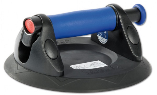 Veribor® blue line Plastic Suction Lifter with Priming Pump