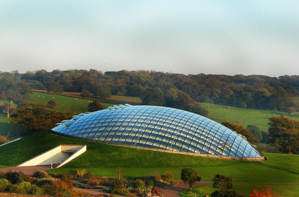 The Great Glass House (Carmarthenshire, Wales)