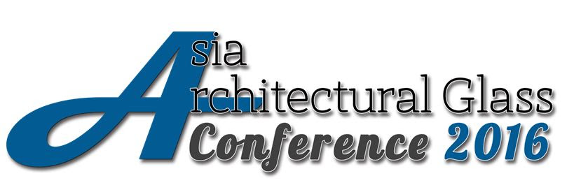 Asia Architectural Glass Conference 2016
