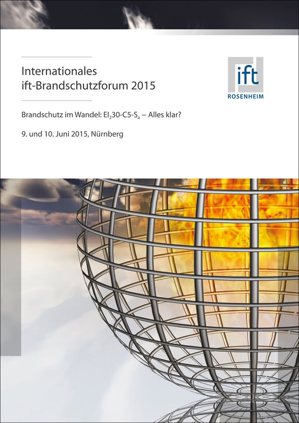 The documentation on the ift Fire Safety Forum (Brandschutzforum) provides detailed information about the practical implementation of EN 16034