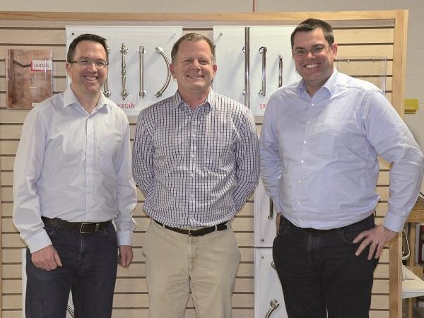 Portals Luxury Hardware joins the Bohle Group