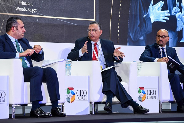Panel Discussion at the CEO Forum