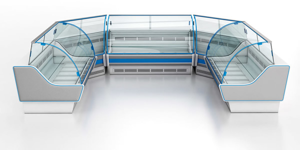 The highly flexible line for the refrigeration industry: combined profile and vertec mill line
