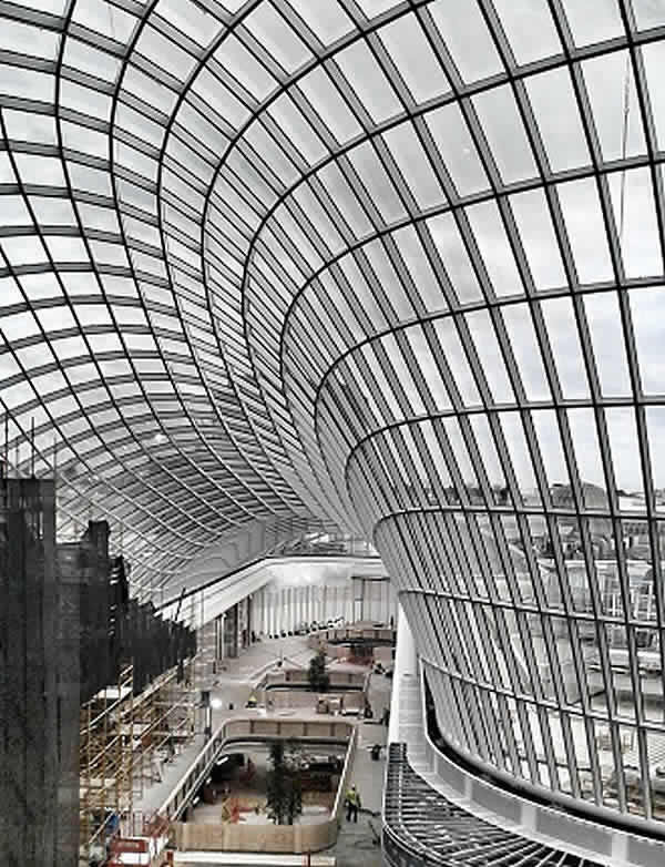 Aam S Structural Monitoring Keeps Chadstone S Glass Roof