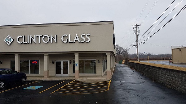Clinton Glass Company & Mappi, a partnership for absolute excellence