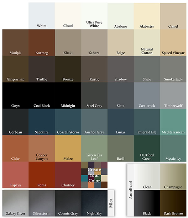 Kolbe's new color palette offers more choices than ever before