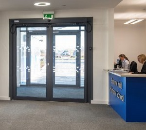 Comar Launch SBD Licenced Commercial Door