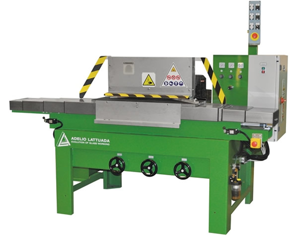DELTA M3: Corners grinding machine