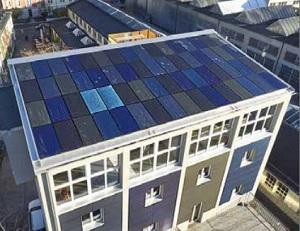 Figure 8 Solar Silo, Basel. Source: BFE-SUPSI