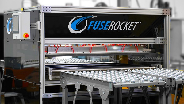 DFI Breaks Barriers with Their First Horizontal, In-Line Hydrophobic Coating Machine – the FuseRocket™