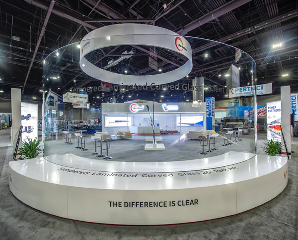 HHH Tempering Resources Celebrates Big Wins and Milestones at GlassBuild 2019