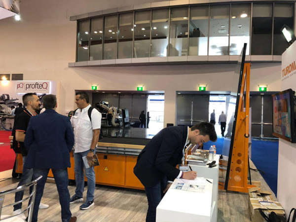 Glasstech Mexico 2019, a must for Turomas