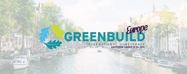 Register for Greenbuild Europe 2019