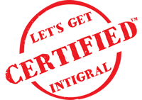 Intigral Certified Fabricator Stamp