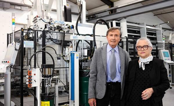 Ivano and Lucia Bertoldo