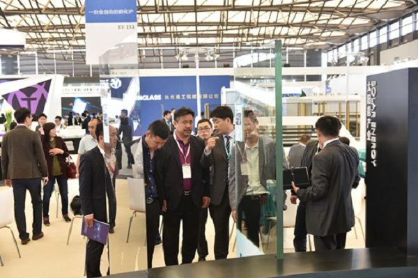 LandGlass at China Glass 2018