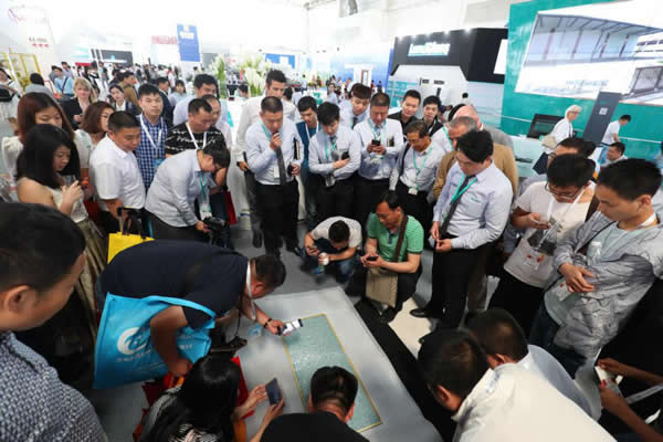 LandGlass at China Glass 2017