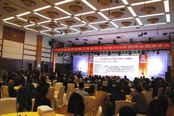 LandGlass Attended 2016 Industrial Rally in Guizhou