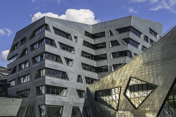 Leuphana: Lüneburg's Libeskind flagship