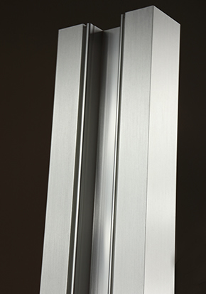 Linetec introduces Brushed Stainless anodize finish