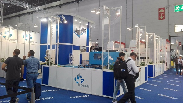 Lovati Fratelli at glasstec