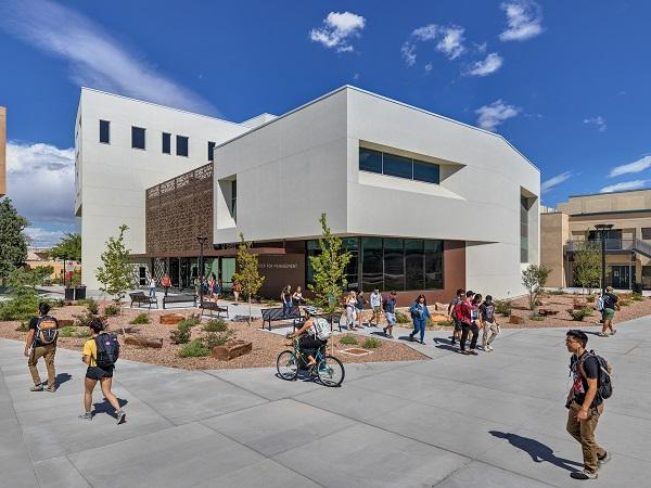 University of New Mexico and Revolutionary Windows byPleotint