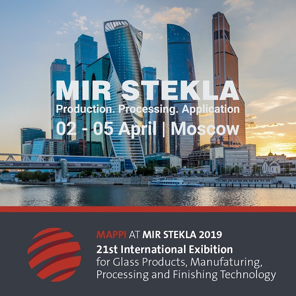 Mir Stekla 2019 is just around the corner: meet Mappi Experience