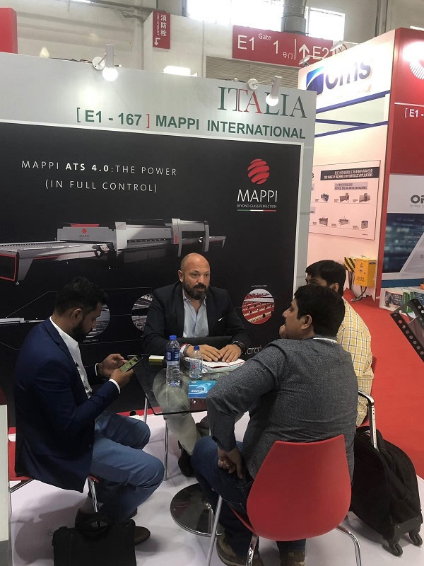 Mappi furnaces @ China Glass 2019: discovering new horizons