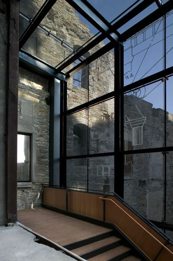 Mill City Museum Restores History from Ashes | W&W Glass, LLC