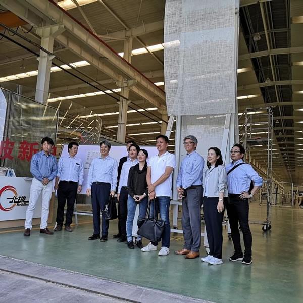 LV Osaka sets sail, NorthGlass creates another brilliant future in Japan!