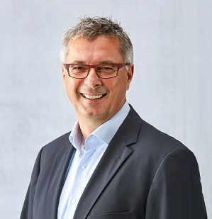 Reiner Eisenhut, CEO and Managing Director of the tremco illbruck Group