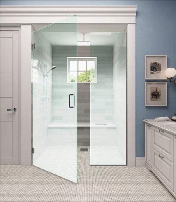 Consolidated Glass Holdings, Solar Seal to exhibit Invisiwall glass systems and shower enclosures at ABX 2018