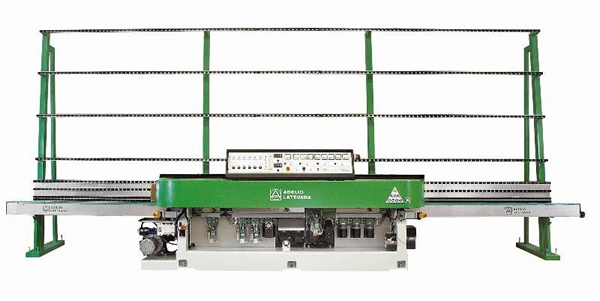 TL 11: Electronic straight-line edging machine