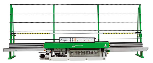 TLR 13 AV C PC: Edging machine with variable angle