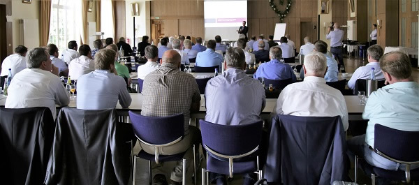 Approximately 60 attendees, among them prospects, customers and representatives of specialist media, attended the third LiSEC technology days.