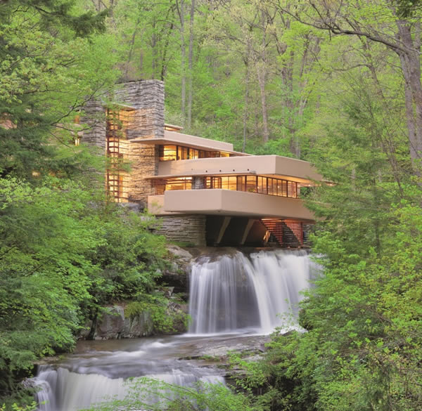 Vitro Glass donates STARPHIRE low-iron glass to Fallingwater window restoration project