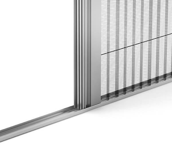 aïr privacy and insect screens for bifold and sliding doors