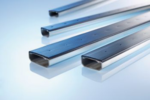 'Warm edge' spacers such as Thermix allow for particularly efficient insulation glazing.