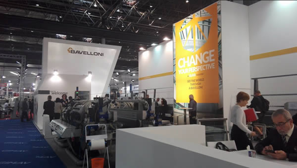 Bavelloni at glasstec