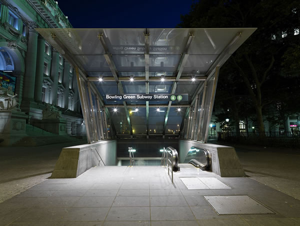 Structural Glass Canopy Systems : Creating lasting impressions with glass canopies