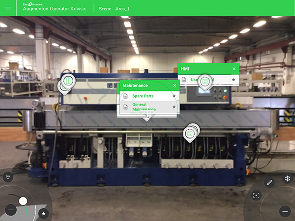 BVA, remote assistance for flat glass and stone processing machines