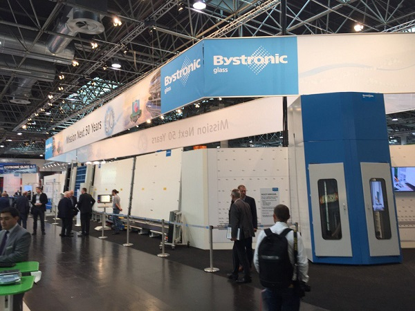 Bystronic at glasstec