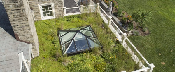 Solar Innovations Case Study: New perspectives with grounded skylights