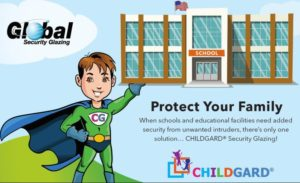 CHILDGARD SECURITY GLAZING
