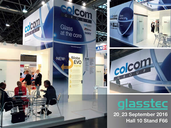 Colcom Group at glasstec