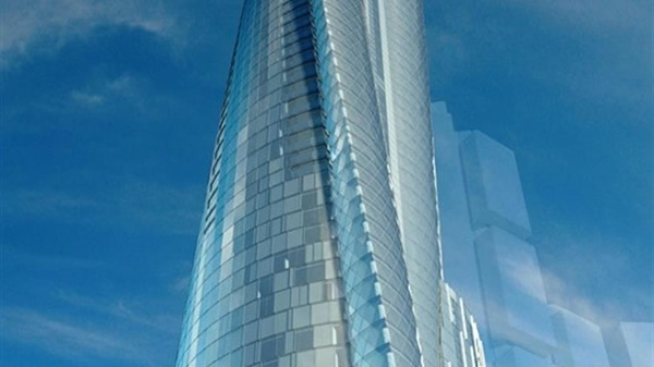 Crown Sydney | Sydney's highest building with ALUMIL systems