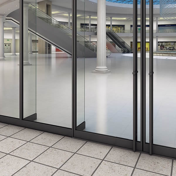 CRL-U.S. Aluminum Introduces Entice® Clear Fin Series Entrance System