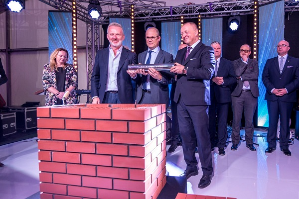Extension of the Euroglas Polska glassworks officially commenced